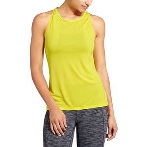 Athleta Surge Tank Top Bright Yellow Medium